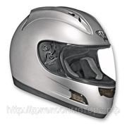 Шлем VEGA ALTURA Solid серебристый глянцевый S фото