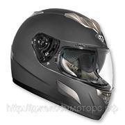 Шлем Vega HD188 Solid титановый матовый М фото