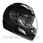 Шлем Vega HD188 Solid черный глянцевый M фото