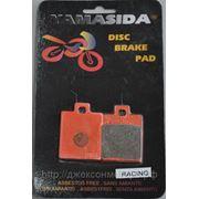 Колодки диск. торм. (RACING) Piaggio NRG (аналог FDB2057) Yamasida TW фото