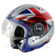 Шлем Nitro X548-AV London глянцевый M фото