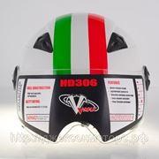 Шлем Vega HD306 Italy Flag глянцевый S фото
