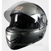 Шлем (интеграл) Origine Vento Solid антрацит глянцевый S фото