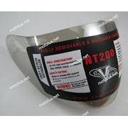 Стекло для шлема VEGA NT-200 зеркальное фото