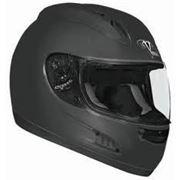 Шлем VEGA ALTURA Solid черный матовый XL фото