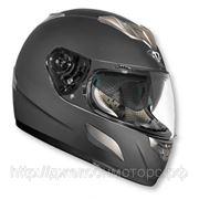 Шлем Vega HD188 Solid титановый матовый S фото