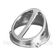Воздухозаборник универсальный TNT - серебро фото
