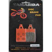 Колодки (RACING) Malaguti F15 (аналог FDB697) Yamasida TW фото