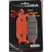Колодки диск. торм. (RACING) Yamaha Majesty 400 (аналог FDB781) Yamasida TW фото