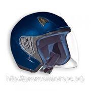 Шлем NT-200 Solid синий глянцевый S фото