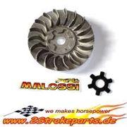 Крыльчатка вариатора Malossi VENTILVAR, Minarelli (Yamaha) 617152 фото