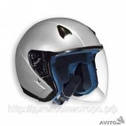 Шлем NT-200 Solid серебристый глянцевый S фото