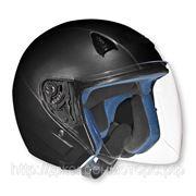 Шлем NT-200 Solid черный матовый S фото