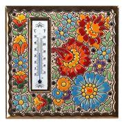 Термометр настенный, 15х15 см (813061) фото