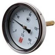 Термометры биметаллические осевые ТБ-рос фото