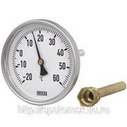 Биметаллический термометр, модель 46