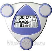 Уличный термометр с ЖК-дисплеем WST-2801 фото