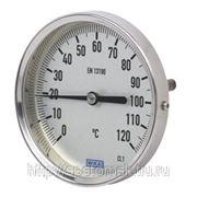 Биметаллический термометр, промышленная серия, модель 52 (A52.063; A52.100; R52.063; R52.100) фотография