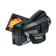 Тепловизор с дизайном видеокамеры testo 876 фото