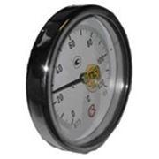 Термометр бt-30 dy63 накладной, 0-150* фото