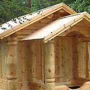 Строительство бань,саун фото