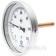 БТ-41.211 L=100; (0-120) G1/2 термометр биметалический фото