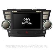 Toyota Highlander 09 фото