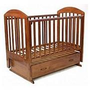 Кроватка детская Топотушки Дарина-6 фото