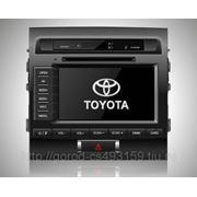 Toyota Land Cruiser (без штатного усилителя) фото