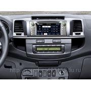 Toyota Hilux 2012 фото