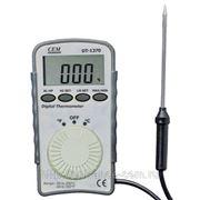 CEM DT-1370 Термометр фото