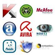 Антивирусная защита, защита от шпионских программ фото