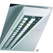 Люминесцентный светильник с решеткой PERFECTA ORT5-135 ER-WO0020-76 фото