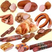Колбасные изделия, молочные продукты и консервы из Белоруси фото