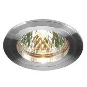 Светильник встраиваемый SLIM MR16 алюминий 111308 фото