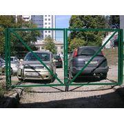 Гардис ворота распашные фото