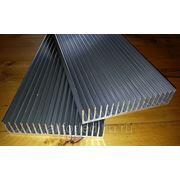 Радиаторный профиль, алюминиевый 172х38мм фото