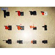 Пусковые кнопки к электроинструменту фото