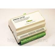 Комплект для мониторинга аккумуляторных батарей (ИМАБ-16.02 + провода, 16 к фото