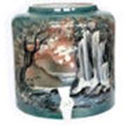 Диспенсер керамический «Водопад» фото