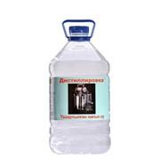 Вода дистиллированная 4,5 л фото