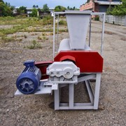 Дробилка для дробления древесного и каменного угля фото