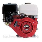 Двигатель бензиновый Honda GX270 QE фото