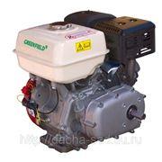 Двигатель с редуктором GREEN-FIELD GF177 F-R (GX270) фото