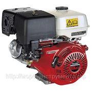 Двигатель бензиновый Honda GX390 QE фото