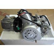 Двигатель для мопеда 1P52FMН фото