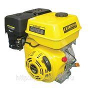 Двигатель бензиновый Champion G200HK / G200F. 6,5 л.с. фото