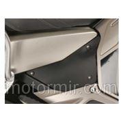 Дополнительный брызговик BMW K1600GT/GTL черный фото