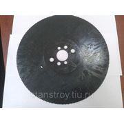 Пильный диск HSS по металлу фото