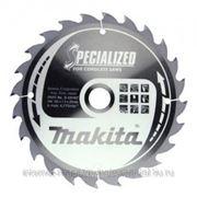Диск Makita пильный ,ф190х30х1.8мм,60зуб,для дисковых пил,для алюминия фото